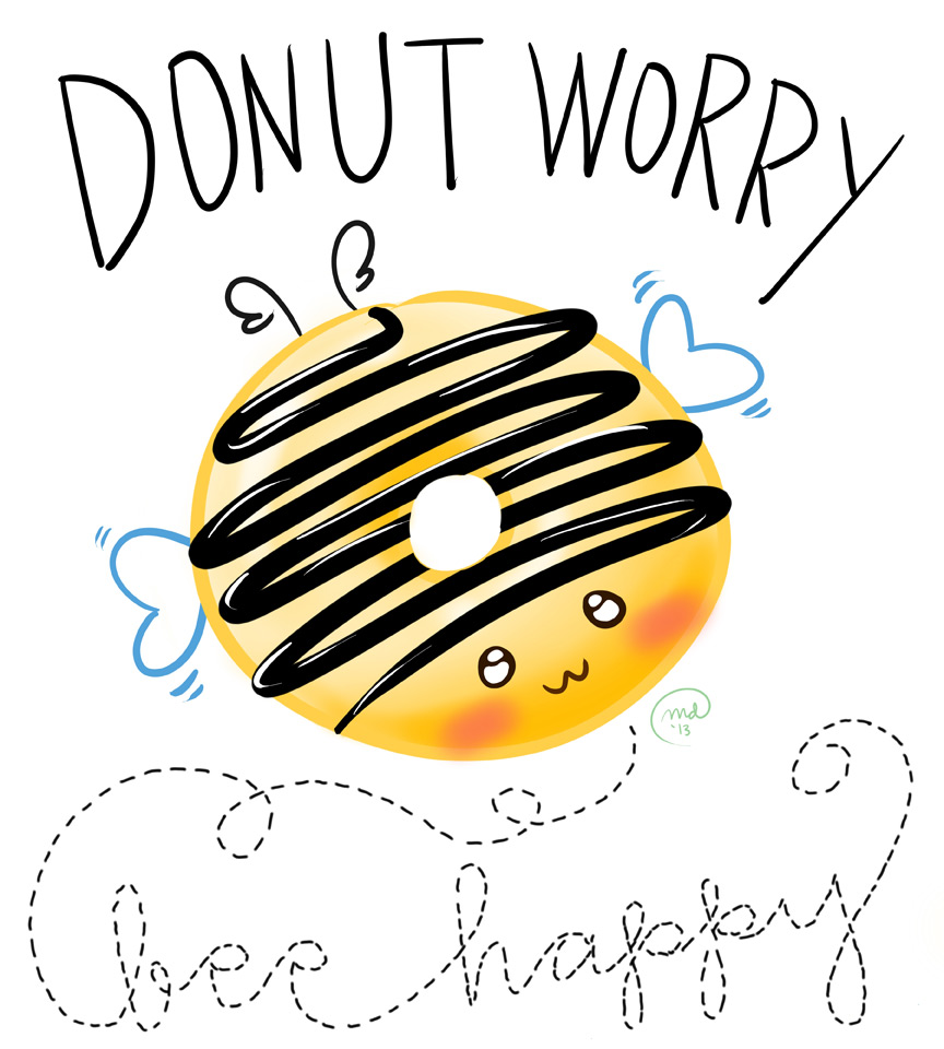 donutworry-beehappy