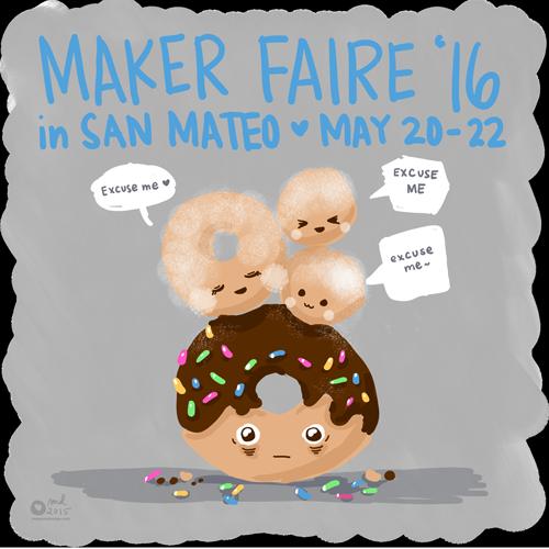donut-makerfaire2016
