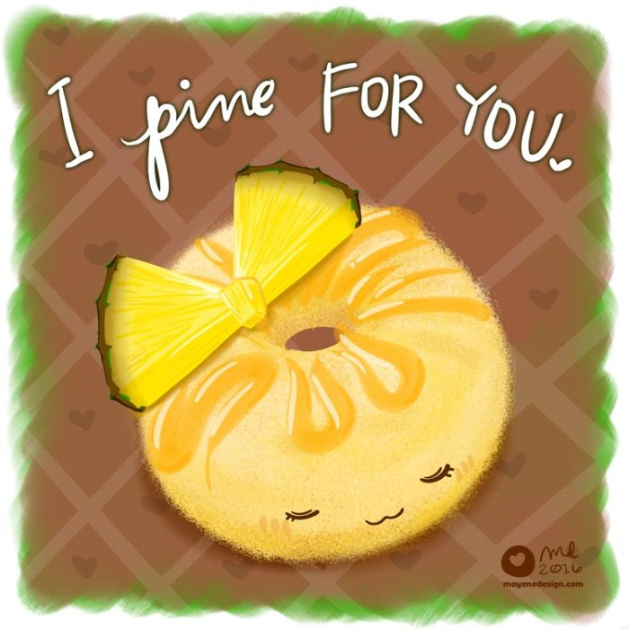 DonutSketch_FlavorFriday_Pineapple