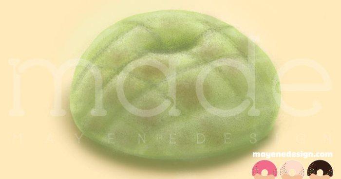 MelonpanDonutProcess7