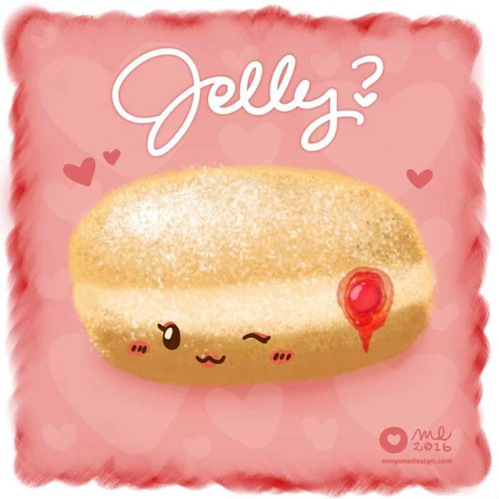 DonutSketch_JellyDonut