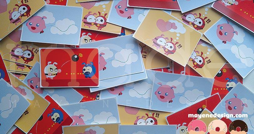 BunnyfiedPostcardPrints