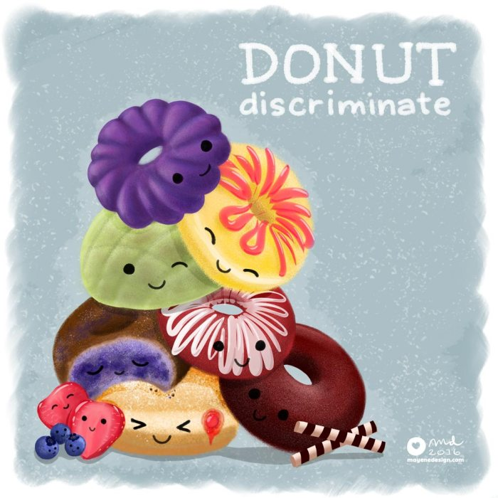DonutDiscriminate1