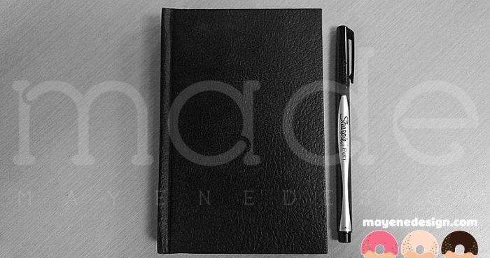 SketchbookSharpiePen