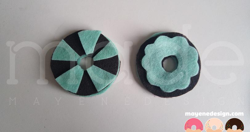 mintchocolatedonutbrooches-wip4