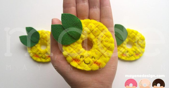 pineappledonutbrooches1