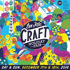 SJ MADE Holiday Craft Fair 2016